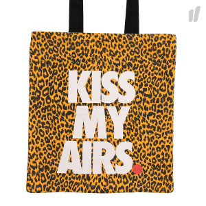 Nike x Overkill Leopard Tote Bag