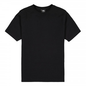 Stussy Smooth Stock Tee ( 2903089 / 0001 / Black )