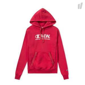 Wood Wood x Champion Hooded Sweatshirt ( 211878 RS043 )