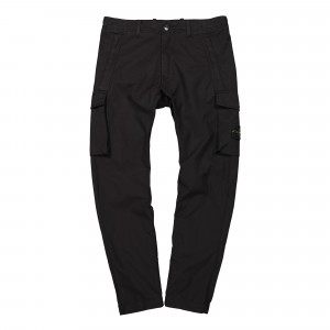 Stone Island Trousers ( 31406.V0029 / Black )
