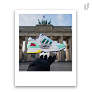 Overkill ZX10K I CAN IF I WANT Brandenburger Tor Postkarte Polaroid ( EE9486 )