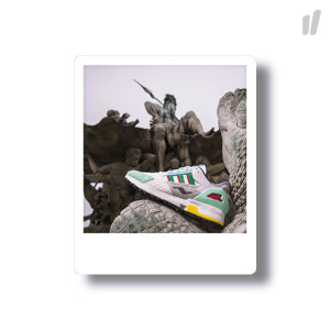 Overkill ZX10K I CAN IF I WANT Neptunbrunnen Magnet Polaroid ( EE9486 )