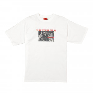 Pressure Party Onassis Tee ( White )