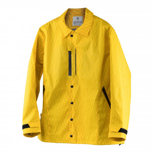 Guerrilla Group Suzuka Coach Jacket ( JJ02-FY / Yellow )
