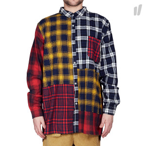 Perks And Mini Axelrod Multi Flannel Shirt ( 3565 / MLT Multi )