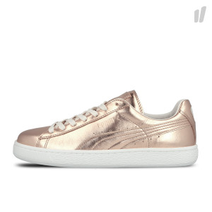 Puma Wmns Basket Creepers Metallic ( 362057 01 )