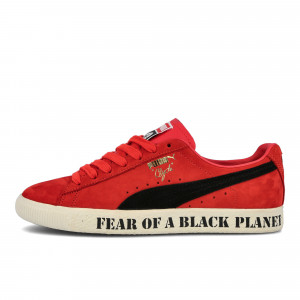 Public Enemy x Puma Clyde ( 374539 01 )