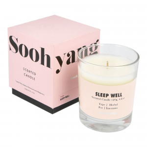 Soohyang Scented Candle 120g ( SSC / Sleep Well )