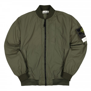 Stone Island Packable Jacket ( 44431.V0058 / Olive )