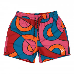 Parra Serpent Pattern Swimshorts ( 45370 / Multi )