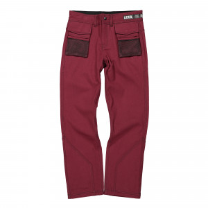 U.P.W.W. 5 Pocket Pants ( 5PO01A / Burgundy )