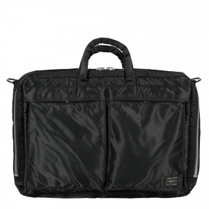 Porter-Yoshida & Co. 2Way Brief Case ( 622-67544-10 / Black )