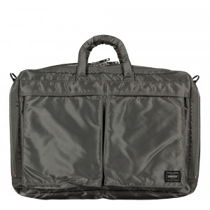 Porter-Yoshida & Co. 2Way Brief Case ( 622-67544-11 / Silver Gray )