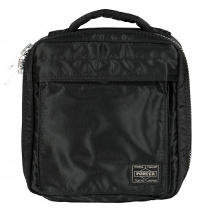 Porter-Yoshida & Co. Shoulder Bag Square ( 622-69125-10 / Black )