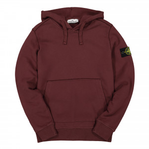 Stone Island Hooded Sweat-Shirt ( 62820.V0011 / Burgundy )