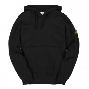 Stone Island Hooded Sweat-Shirt ( 62820.V0029 / Black )