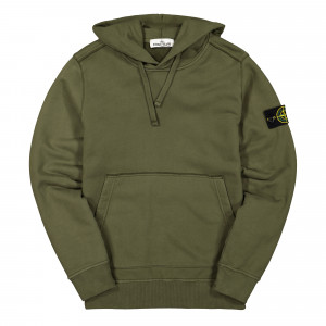 Stone Island Hooded Sweat-Shirt ( 62820.V0058 / Olive )