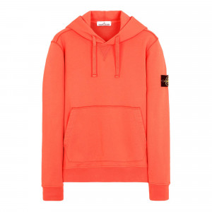 Stone Island Hooded Sweat-Shirt ( 62851.V0036 / Washed Red )