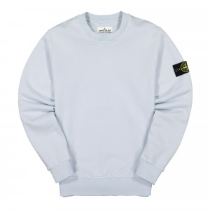 Stone Island Sweat-Shirt ( 63051.V0041 / Light Blue )