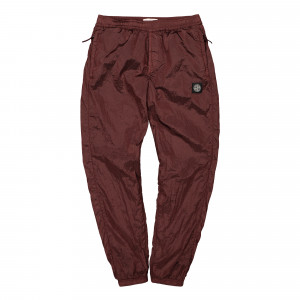 Stone Island Fleece Pants ( 63136.V0011 / Burgundy )