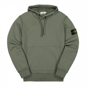 Stone Island Hooded Sweat-Shirt ( 64151.V0058 / Olive )