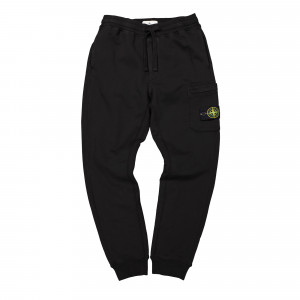 Stone Island Fleece Pants ( 64551.V0029 / Black )