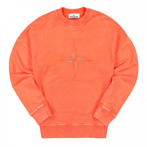 Stone Island Sweat-Shirt ( 66254.V0037 / Orange )