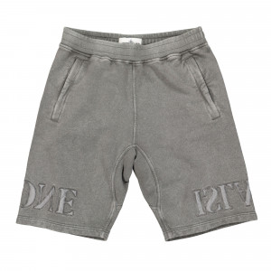 Stone Island Fleece Shorts ( 66354.V0063 / Grey )