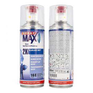 SprayMax 2K Klarlack 400 ml