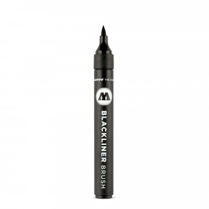 Molotow Blackliner Brush Marker ( 703212 )