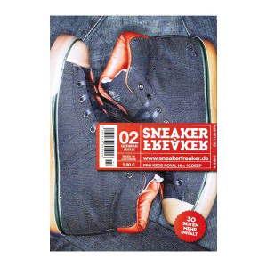 Sneaker Freaker German Issue 02 ( Cover 2 )
