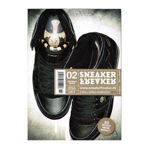 Sneaker Freaker German Issue 02 ( Cover 4 )