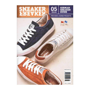 Sneaker Freaker German Issue 05 ( Cover 4 )