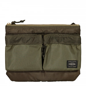 Porter-Yoshida & Co. Shoulder Bag ( 855-05458-30 / Olive Drab )