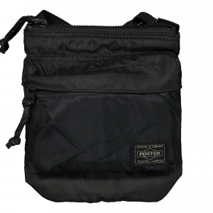Porter-Yoshida & Co. Shoulder Pouch ( 855-05461-10 / Black )