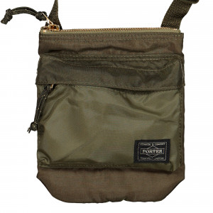 Porter-Yoshida & Co. Shoulder Pouch ( 855-05461-30 / Olive Drab )