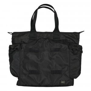 Porter-Yoshida & Co. 2Way Tote Bag ( 855-07500-10 / Black )