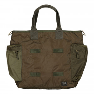 Porter-Yoshida & Co. 2Way Tote Bag ( 855-07500-30 / Olive Drab )