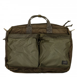 Porter-Yoshida & Co. 3Way Brief Case ( 855-07594-30 / Olive Drab )