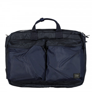 Porter-Yoshida & Co. 3Way Brief Case ( 855-07594-50 / Navy )