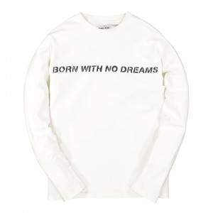 M+RC Noir BWND Long Sleeve ( 90070 / White )