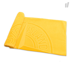 Stone Island Beach Towel ( 91277.V0030 / Yellow )