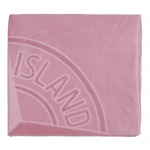 Stone Island Beach Towel ( 93177.V0086 / Purple )