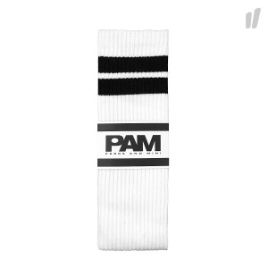 Perks And Mini Logo Cotton Socks ( 9656-W White )