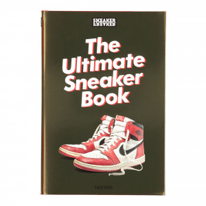 Sneaker Freaker - The Ultimate Sneaker Book ( ISBN: 978-3-8365-7223-1 )