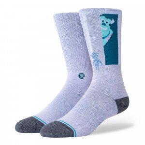 Stance Sully And Boo Socks ( A546A20SUL-PUR )