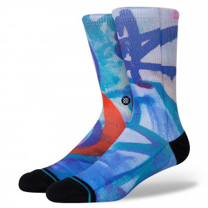 Stance Stash Wall Socks ( A556A21STA-BLU )
