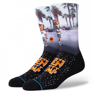 Stance Sid And Billy Socks ( A558D20SID-BLK )