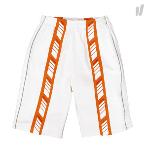 Antimatter Anti Front Tape Half Pants ( P11 / White - Orange )