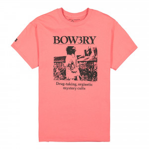 Bow3ry Cult Classice T-Shirt ( BOW-04 / Melon )